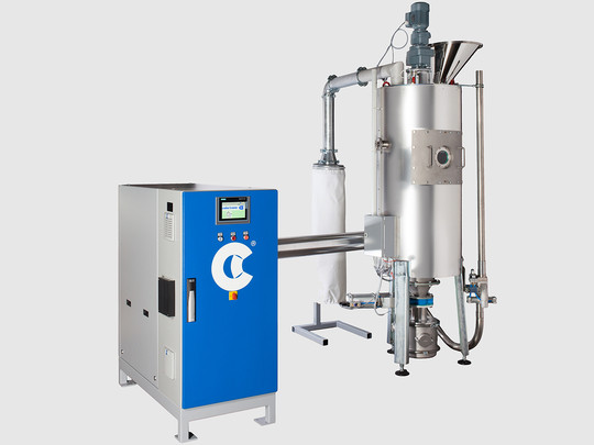 CPK Crystalliser: Optimised crystallising process