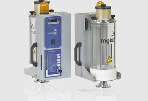 Compressed air based dryers