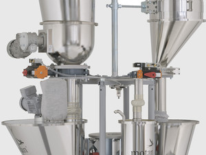 SPECTROPLUS: Reliable refilling of materials