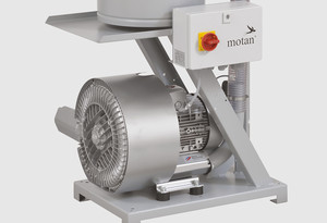 Side-channel blowers