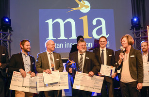 I vincitori del motan innovation award 2016