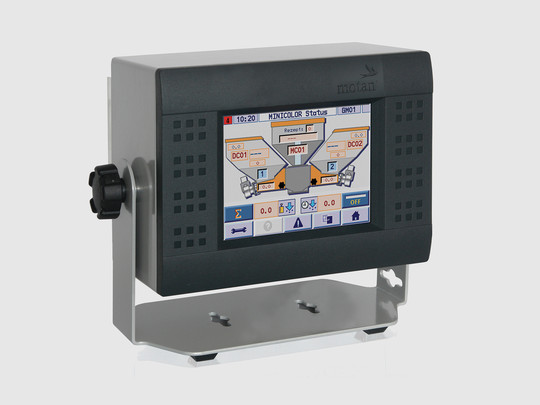 MINICOLOR V: PLC VOLUnet MC