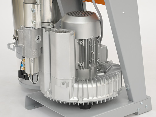 METROVAC SG: Three-phase blowers