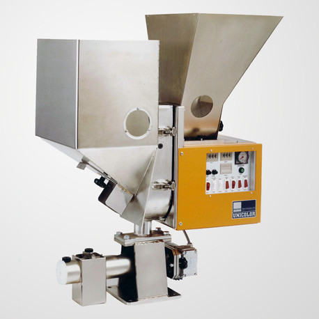 UNICOLOR dosing & mixing unit