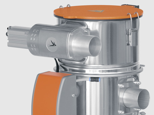 METRO G: Vacuum valve with implosion