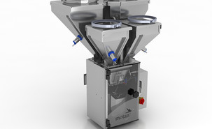 [Translate to usa:] gravimetric batch dosing and mixing