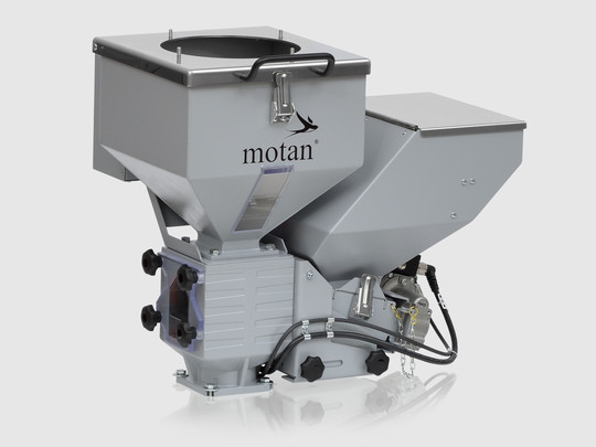 MINICOLOR G: Fully gravimetric