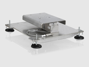 SPECTROFLEX G: Platform scale with DMS load cell