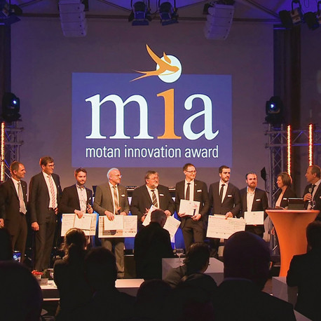 Erster motan innovation award