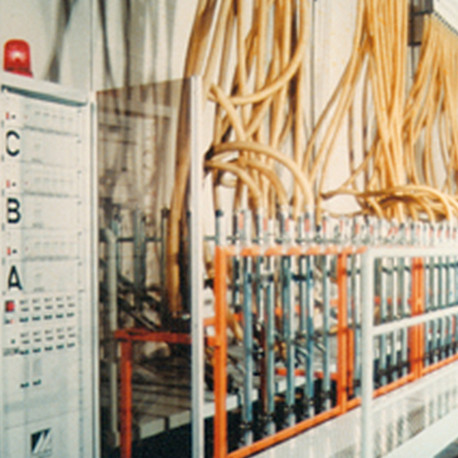 First fully centralized PLC controlled system